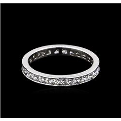 1.50 ctw Diamond Ring - Platinum