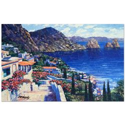 Isle of Capri by Behrens (1933-2014)