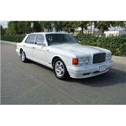 1998 White Bentley Turbo RT LWB