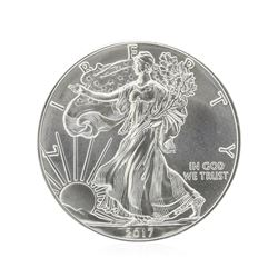 2017 American Silver Eagle Dollar Coin