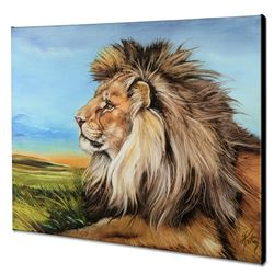 Guardian Lion by Katon, Martin