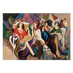 Cafe Parasol by Maimon, Isaac