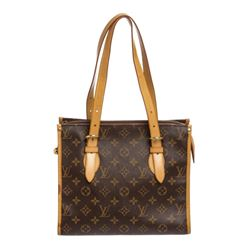 Louis Vuitton Monogram Canvas Leather Popincourt Haut Bag