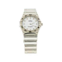 Omega Stainless Steel Constellation Mini Ladies Watch