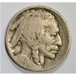 1913-D TYPE-2 BUFFALO NICKEL, FINE