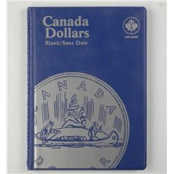 19x Canada Dollars Blue Book - Note Condition