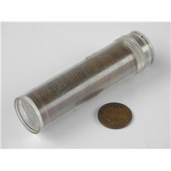 Roll/Tube 1940 NFLD One Cent Coins