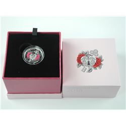 2018 Fine Silver Coin - Celebration of Love (EE)