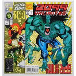 2x Marvel Collector Comics Jan. and March. (SOR)