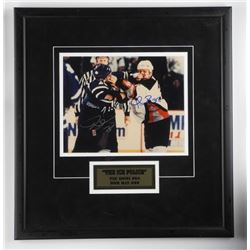 The Ice Police 'Rob Ray and Tie Domi' 8x10 Photo S
