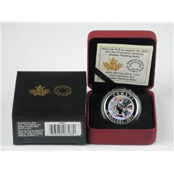 2015 - RCM $10.00 .9999 Fine Silver First Nations