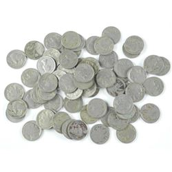 65x Buffalo 5 Cent, Unsearched