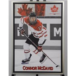 'Connor McDavid' Gold Medal Champion Team Canada C