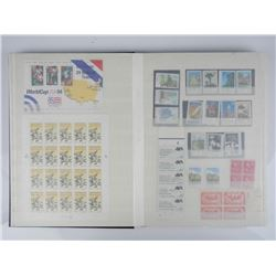 Estate Lot USA Mint Stamps - over 80.00 US FACE
