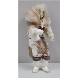 """""""Doll"""" by J. Natanine of Clyde River, NU."""