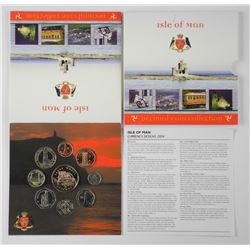 Isle of Man - 2007 Decimal Coin Collection. Origin