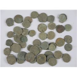 50x Ancient Roman Coins - Uncleaned up to 2000 Yea