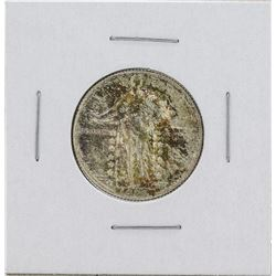 1930 Standing Liberty Silver Quarter Coin