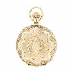 14KT Yellow Gold Elgin Pocketwatch