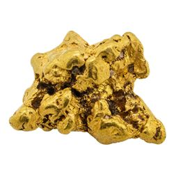 4.9 Gram Gold Nugget