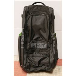 "GRIT 26"" BASEBALL EQUIPMENT BAG ON WHEELS"
