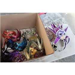 BOX OS MASQUERADE MASKS