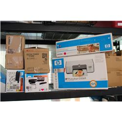 HP PHOTOSMART PRINTER AND COLOR LASER JET PRINTER CARTRIGES