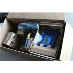 BOX OF BARCODE SCANNERS