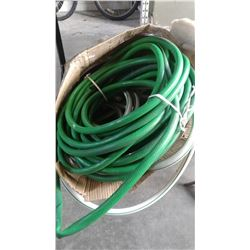 BOX OF GARDEN HOSE