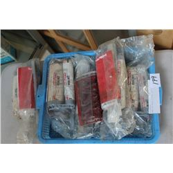 TRAY OF HILTI 2 PART ADHESIVE
