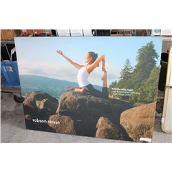 ROBSON STREET YOGA ADVERT 3X2