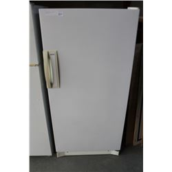 WHITE KENMORE UPRIGHT FREEZER, TESTED AND WORKING