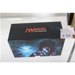 BOX OF ASSORTED MAGIC THE GATHERING CARDS