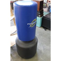 POWERLINE PUNCHING BAG ON STAND