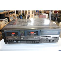 YORX RECORD PLAYER STEREO CASSETTE RECORDER PLAYERS