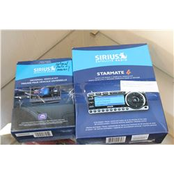 NEW OVERSTOCK SIRIUS STARMATE 4 WITH VEHICLE KIT