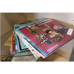 COLLECTION OF ELVIS PRESLEY RECORDS