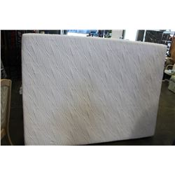 QUEEN SIZE SILK AND SNOW FOAM MATTRESS