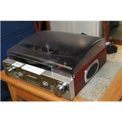 CROSLEY STEREO RECORD PLAYER
