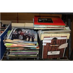 LOT OF ESTAE RECORDS