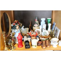 LOT OF DECORATIVE ACCESSOIRES