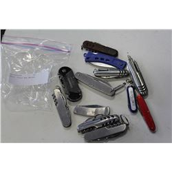 MULTI TOOLS AND KNIVES