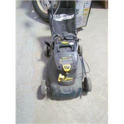 Lawn Mower Yard Works -24V c/w battery and charger