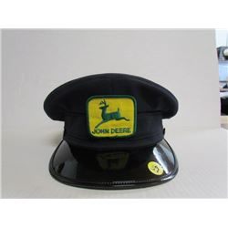 "7 ¼"" Hat with newer John Deere Crest"