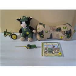 John Deere Collectible Lot (6 items)