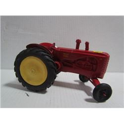 44 Massey Harris Die Cast Tractor with Firstone Wheels