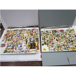 2 Binders With Pin Collection (large)