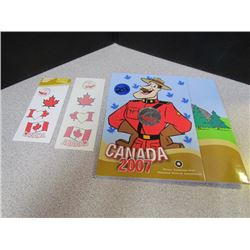 2007 Toyal Can Mint Maclean of The Mounties Collection + Tattoos