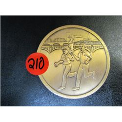 Jeaux Canada Games Medallion
