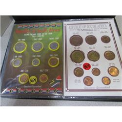 Rep. Of South Africa Coin Collections-1-Second Decimal 1965-1989/90 1-coin collection